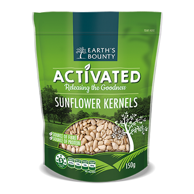 Activated Sunflower Kernels