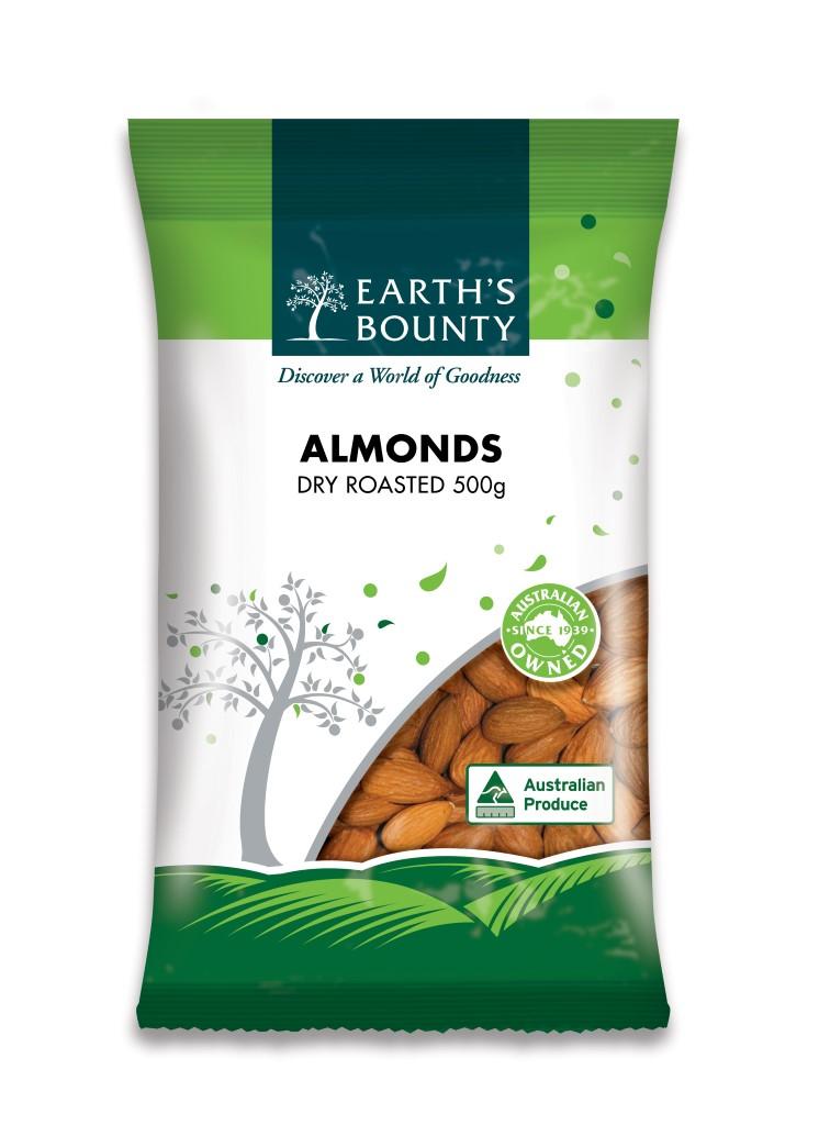 Almonds Australian Dry Roasted