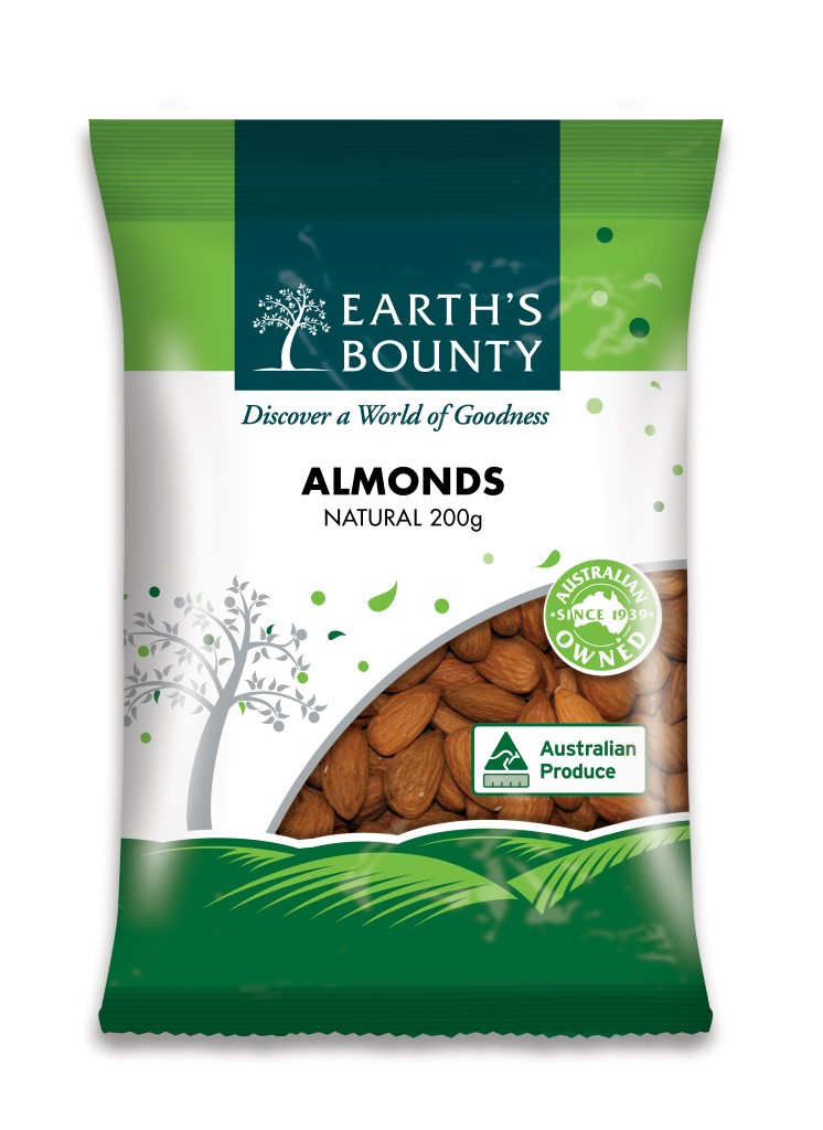Almonds Natural
