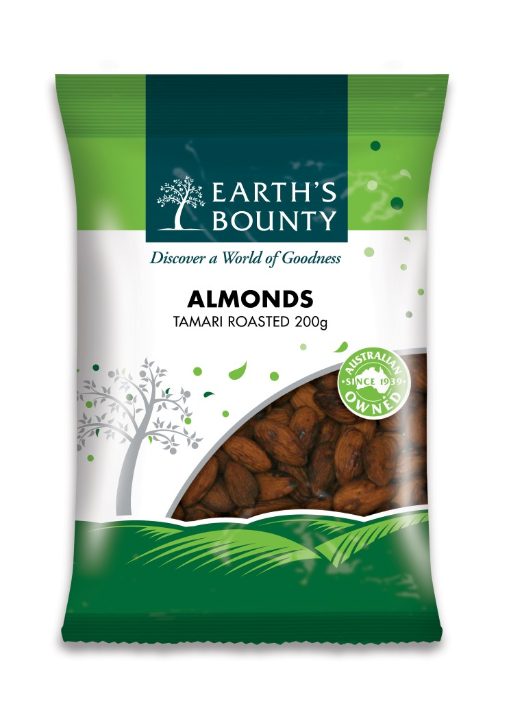 Almonds Tamari Roasted