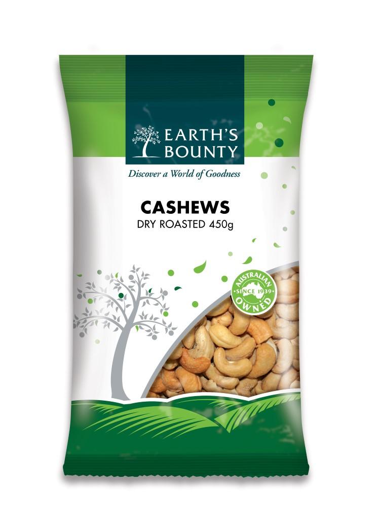 Cashews Dry Roasted