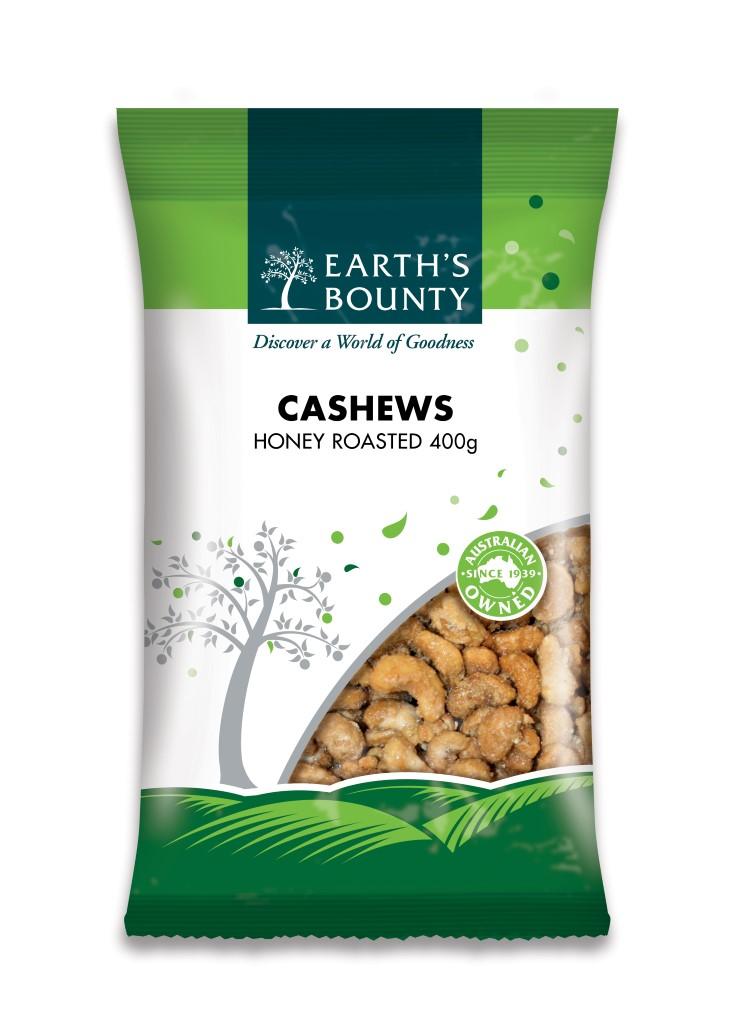 Cashews Honey Roasted