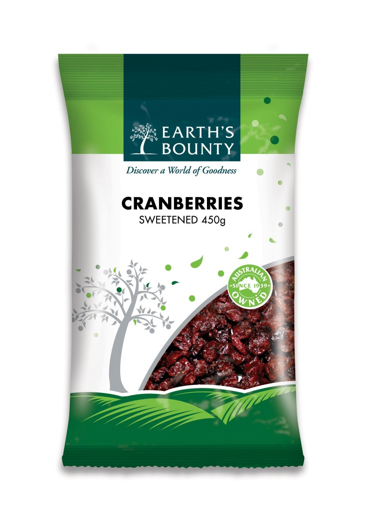 Cranberries Sweetened