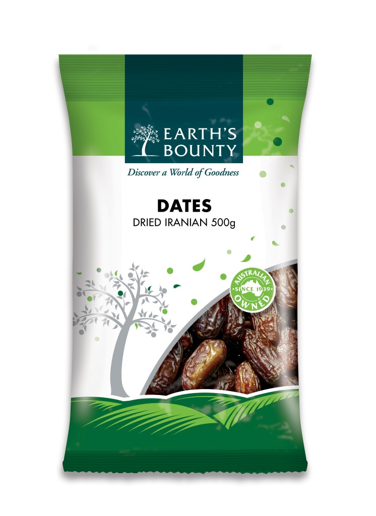 Dates Dried Iranian