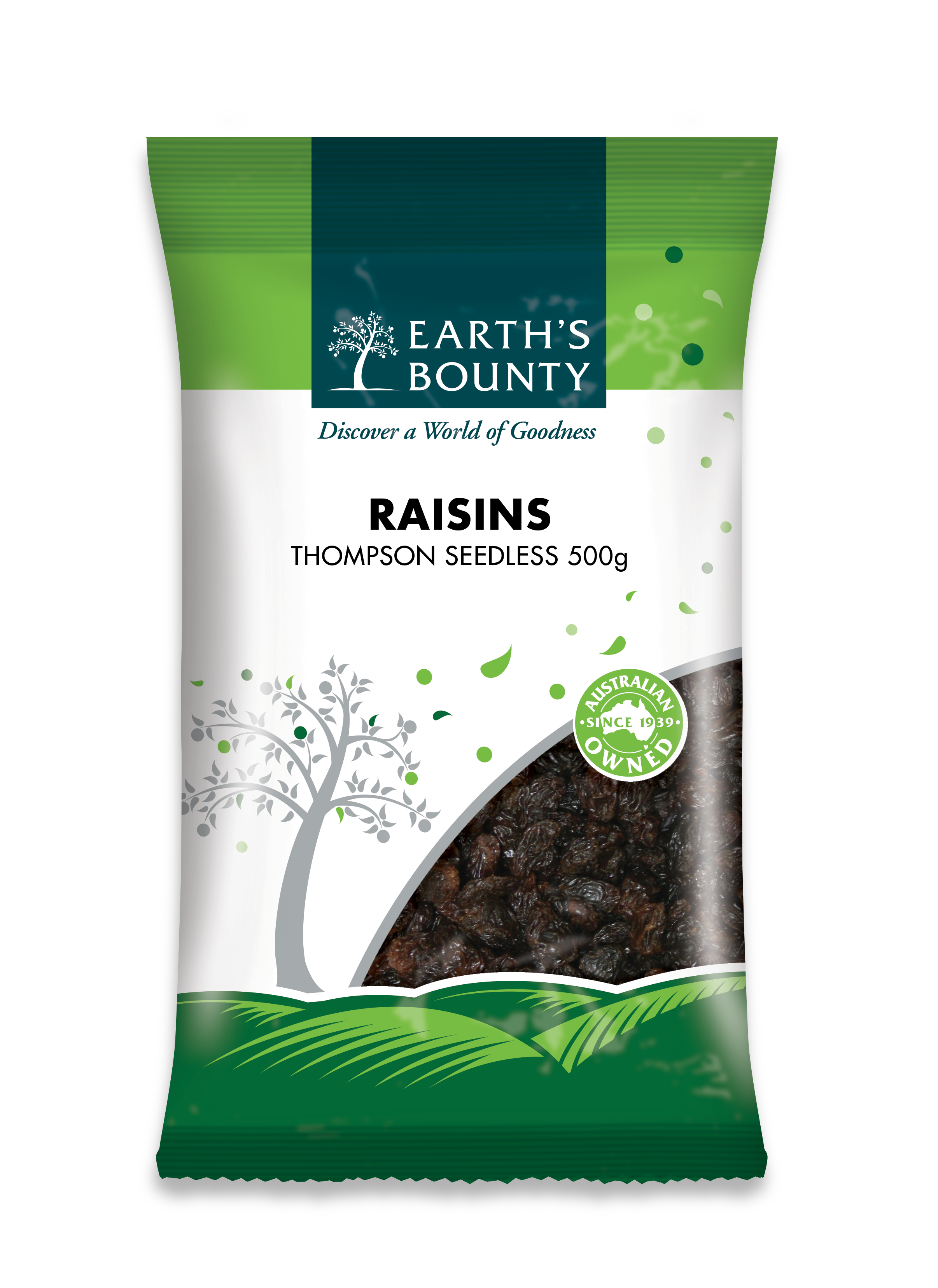 Raisins Thompson Seedless