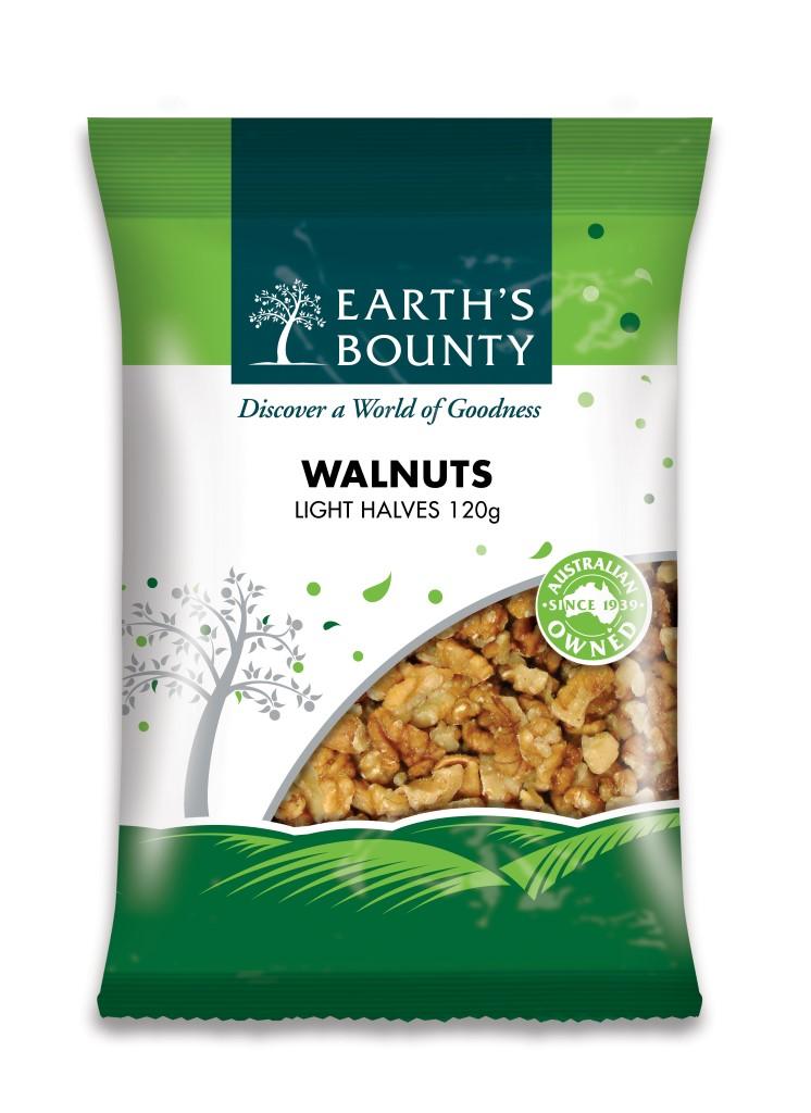 Walnuts Light Halves