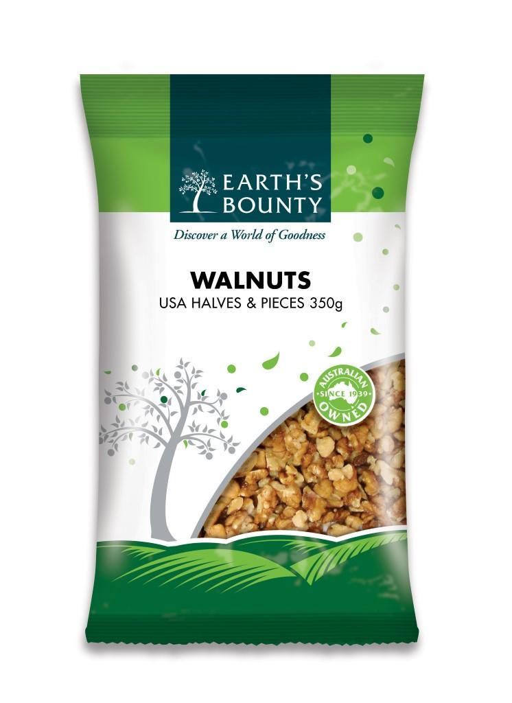 Walnuts USA Halves & Pieces