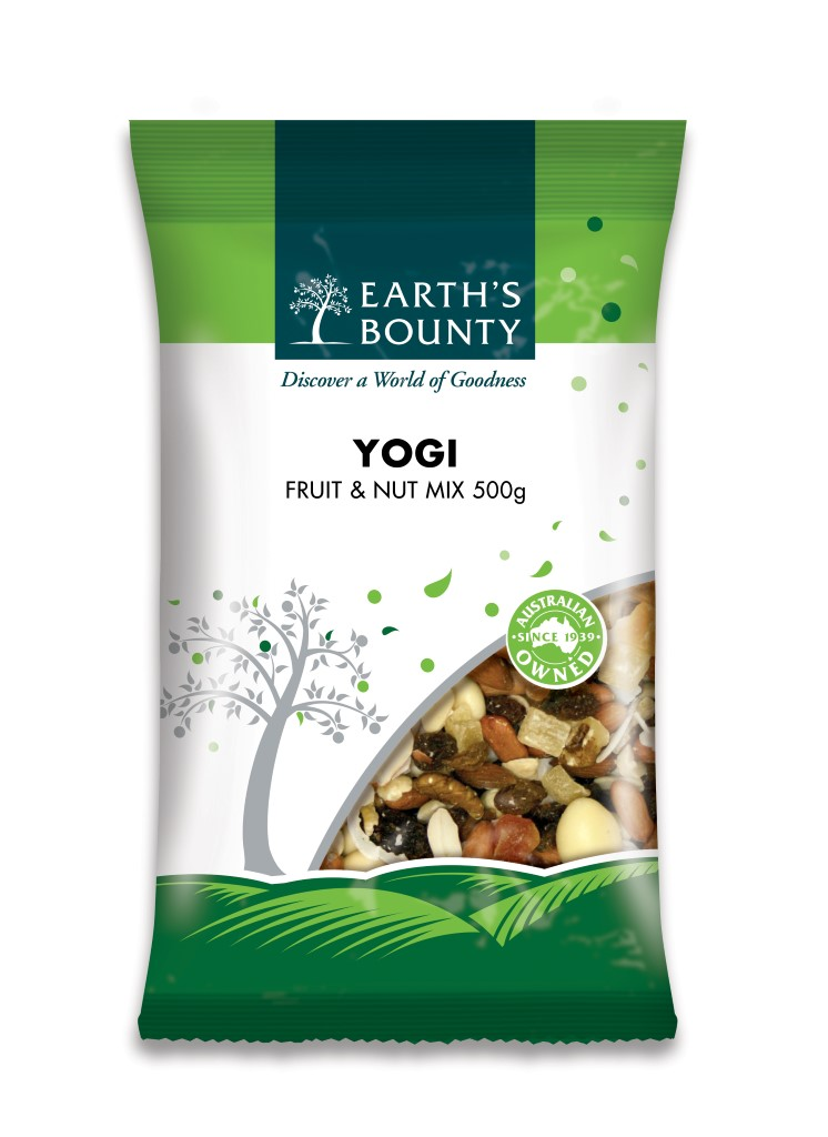 Yogi Fruit & Nut